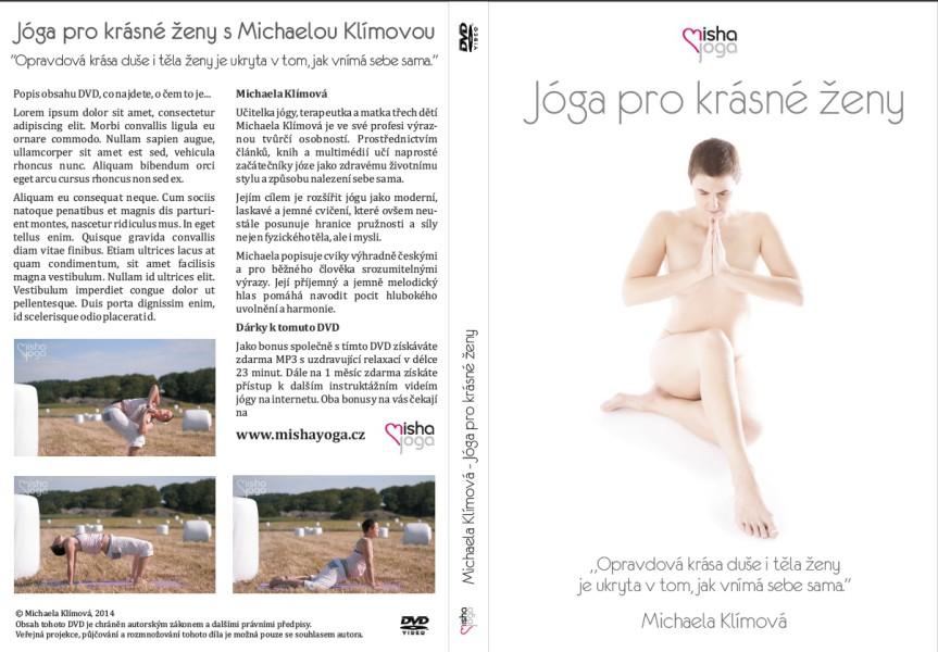 DVD Jóga pro krásné ženy