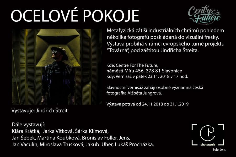 OCELOVÉ-POKOJE-Plakát-výstava-Slavo-1